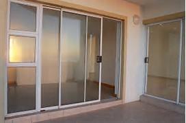 Waimak Aerials Aluminium Sliding Door Install
