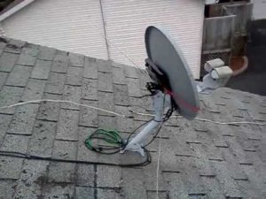 Waimak Aerials - Satellite dish installation